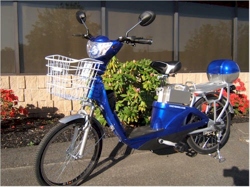 Cozy Bikes Electric Bicycles Why is this electric bicycle a
